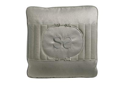 Jewel logo 靠枕